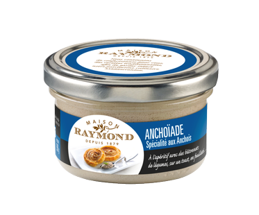 Fish and seafood spread maison raymond france la maison for Anchoiade maison